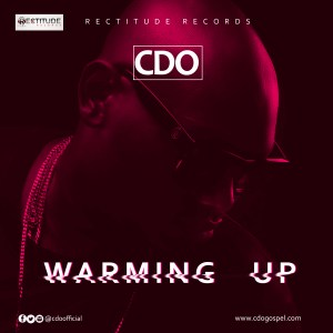 Warming Up by CDO official audio art