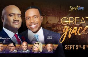 Paul Adefarasin Hosts Creflo Dollar, Mike Okonkwo, Matthew Ashimolowo, Donnie Mclurkin And Others At The Spirit Life Conference 2018
