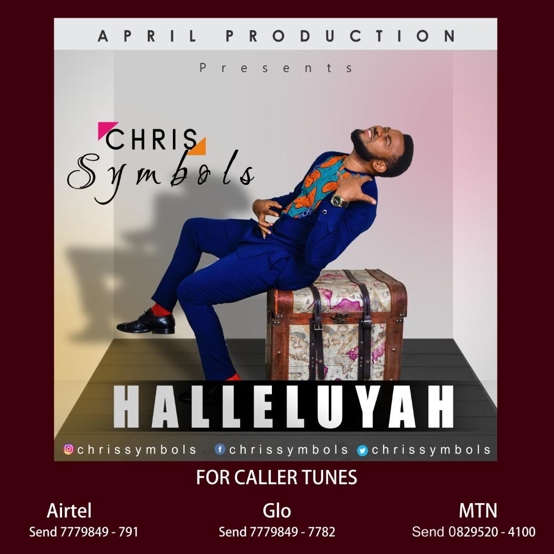 New Music : HALLELUYAH - CHRIS SYMBOLS | @chrissymbols