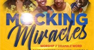 Mocking Miracles with Damola Akiogbe Drama Worship Event