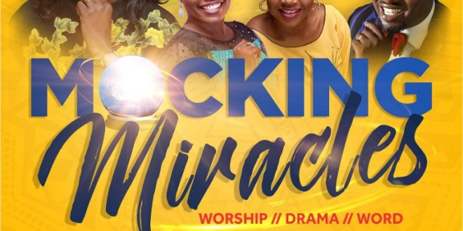 Mocking Miracles with Damola Akiogbe Drama Worship Event