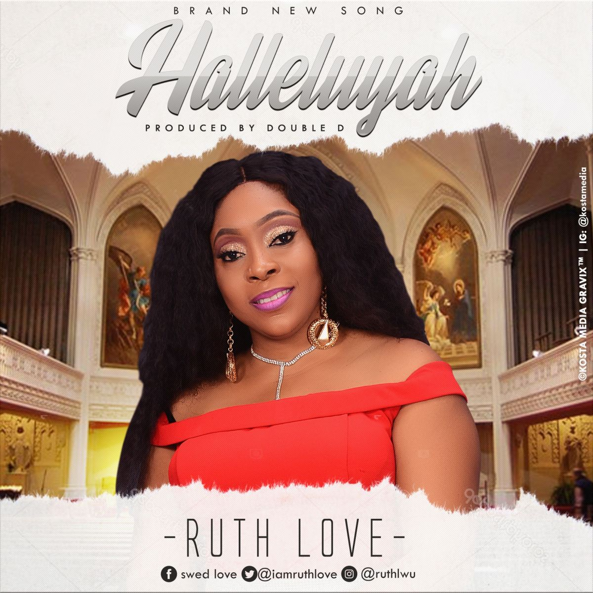 "New Music: ""Hallelujah"" - Ruth Love 