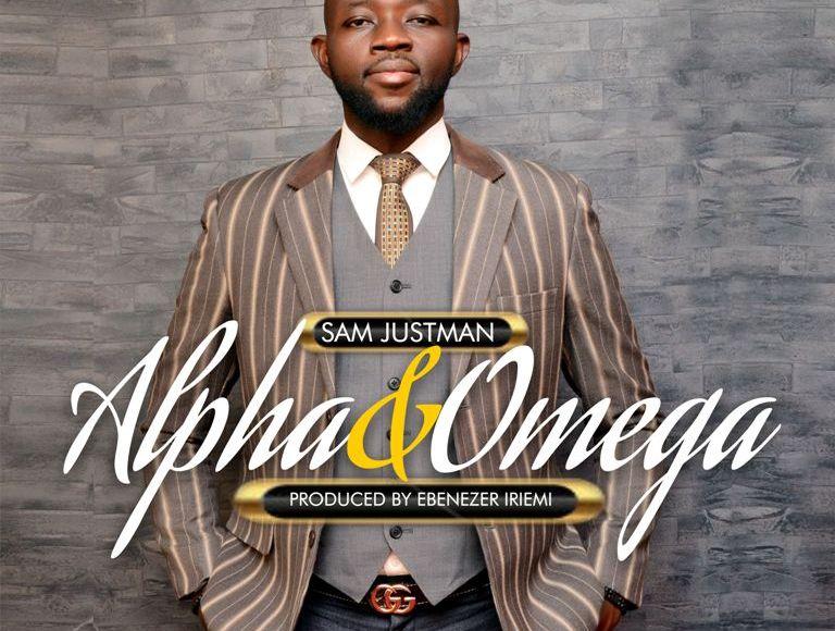Sam Justman - Alpha and Omega [Art cover]
