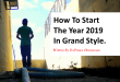 Article : How To Start The Year 2019 In Grand Style – DaPrince Oluwatosin | @daprince_thepr