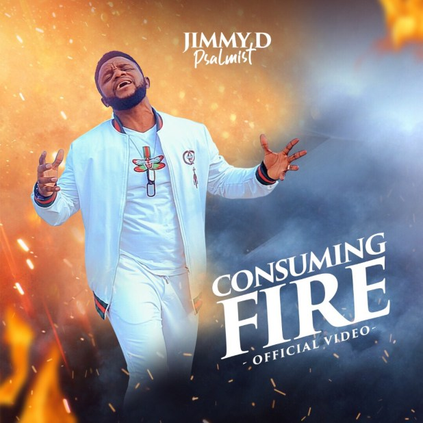 JIMMYD psalmist new video titled consuming fire