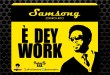 New Music : E Dey Work – Samsong | @samsongfans