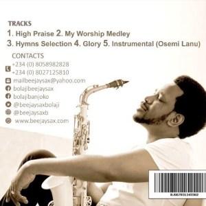 Album: Beejay Sax – Marvelous God