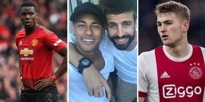 Transfer Market LIVE: Conte wants four Real Madrid players to join his Inter revolution – MARCA.com