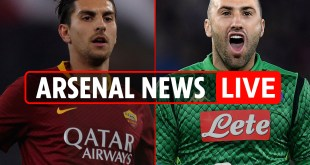 1.30pm Arsenal transfer news LIVE: Fixtures announced, Ospina to Napoli latest, Carrasco fee £25m – The Sun