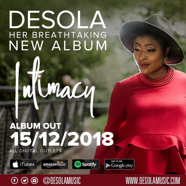 intimacy album by desola