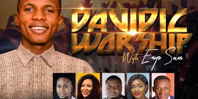 Event: Make plans to attend Davidic Worship 2019 hosted by Enyo Sam (@iamenyosam)