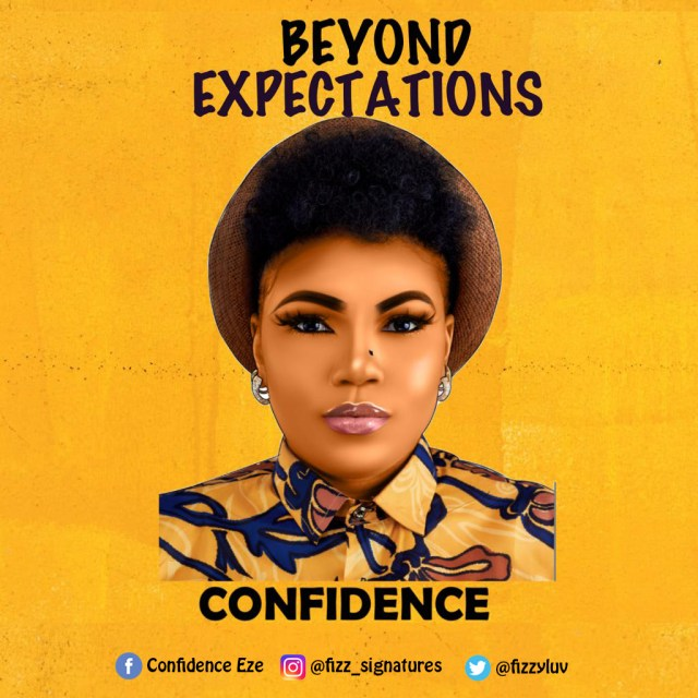 """Confidence Releases Debut Single """"Beyond Expectations"""""""