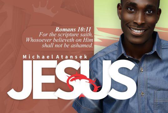 Jesus - Michael Atansek