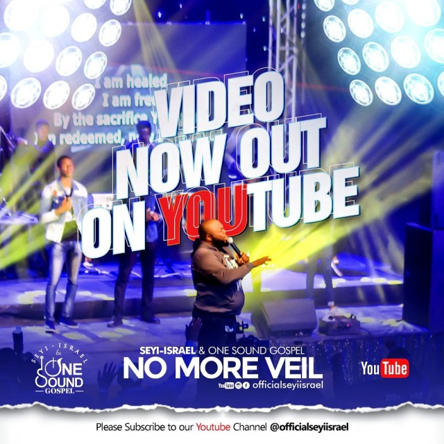 Seyi Israel & One Sound Gospel_No More Veil