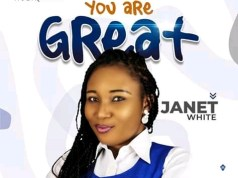 You Are Great - Janet White | www.247gvibes.com
