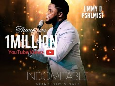 Jimmy D Psalmist Indomitable live Video