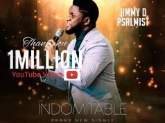 Jimmy D Psalmist Indomitable live Video