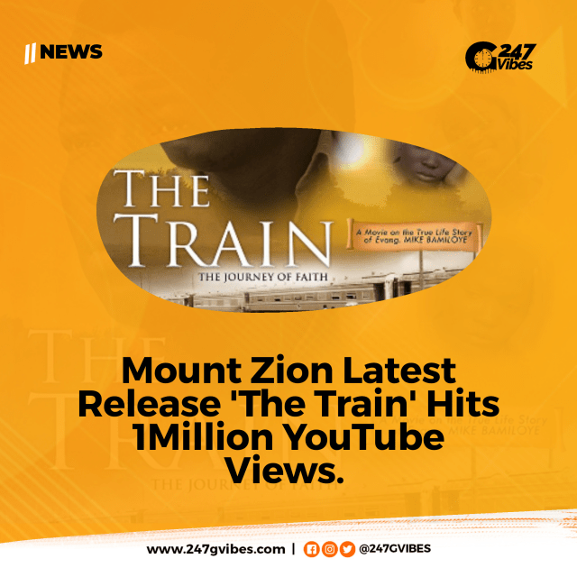 The Train By The Mount Zion Films