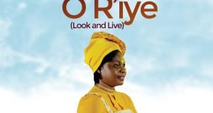 Wo Ki O R'iye (Look and Live) By Olubusayo Oladipo