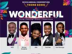 Wonderful By One Halleluyah Records