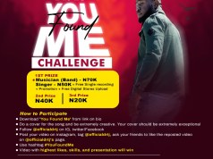 You Found Me challenge