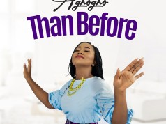 Than Before - Aghogho