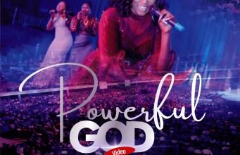''Powerful God'' (Live Video) By Flourish Royal