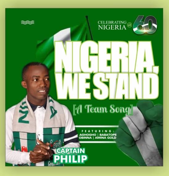 Captain Philip ft Aghogho, Babatope, Obinna & Amina Gold