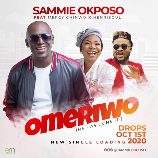 Sammie Okposo Announces Forthcoming Single