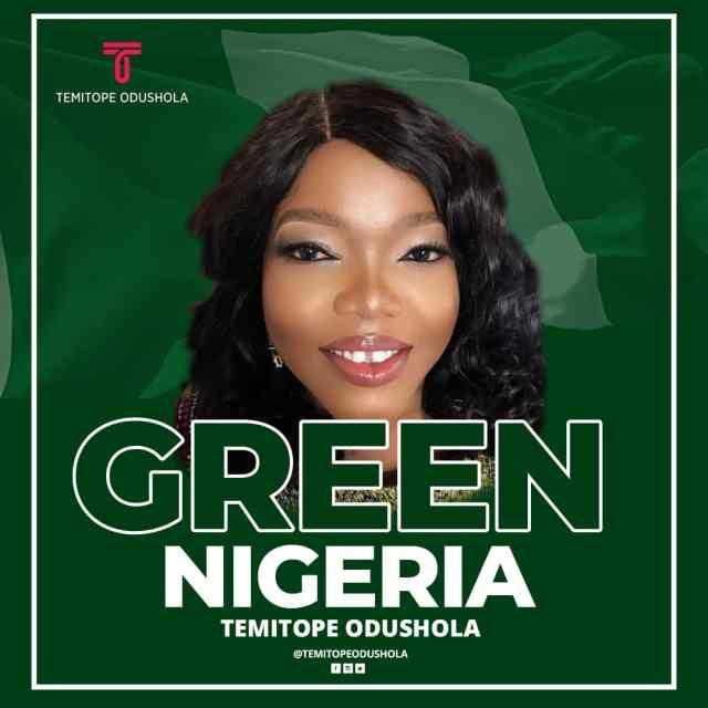 Green Nigeria – Temitope Odushola
