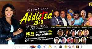Lizzy Folorunso is set to have her maiden Live Recording Concert on Sunday, the 6th of December 2020.