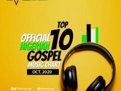 Nigerian Gospel Music Top 10 Chart
