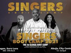 UMBA Singers Boot Camp