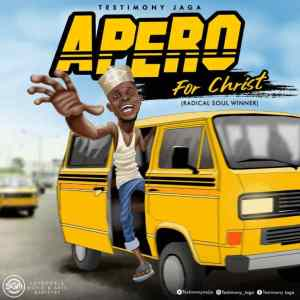 Apero for Christ - Testimony Jaga