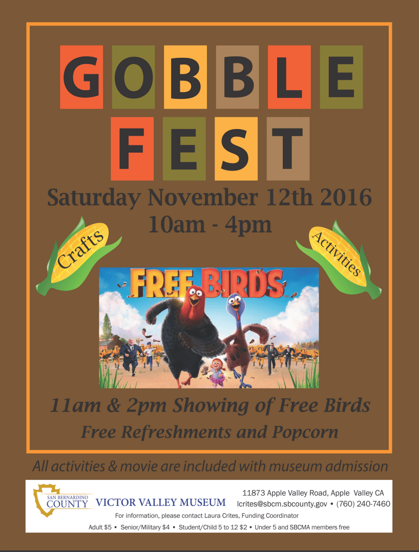 Gobble Fest