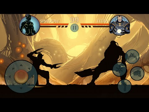 How to Defeat Titan in Shadow Fight 2