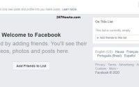 hide your post on facebook from a friend