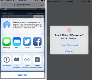 App developers Toronto created this app to save all your passwords in one place.