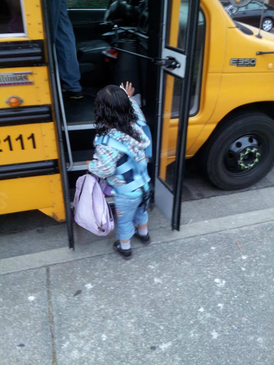 3-Year-Old with #Autism Forgotten at School by #Special #Needs School Bus Driver on Her 1st Day of Preschool