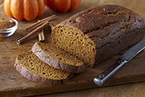 #GlutenFree – Tofu Pumpkin #Holiday Bread by House Foods