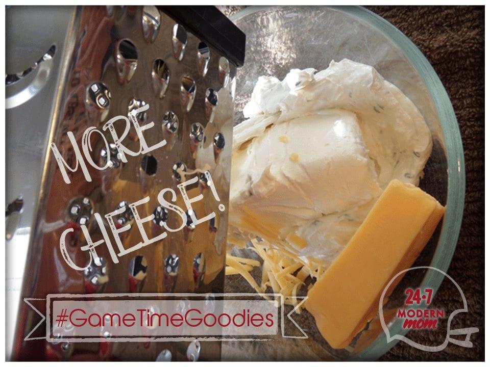 #GameTimeGoodies #Shop #Cbias More Cheese Please