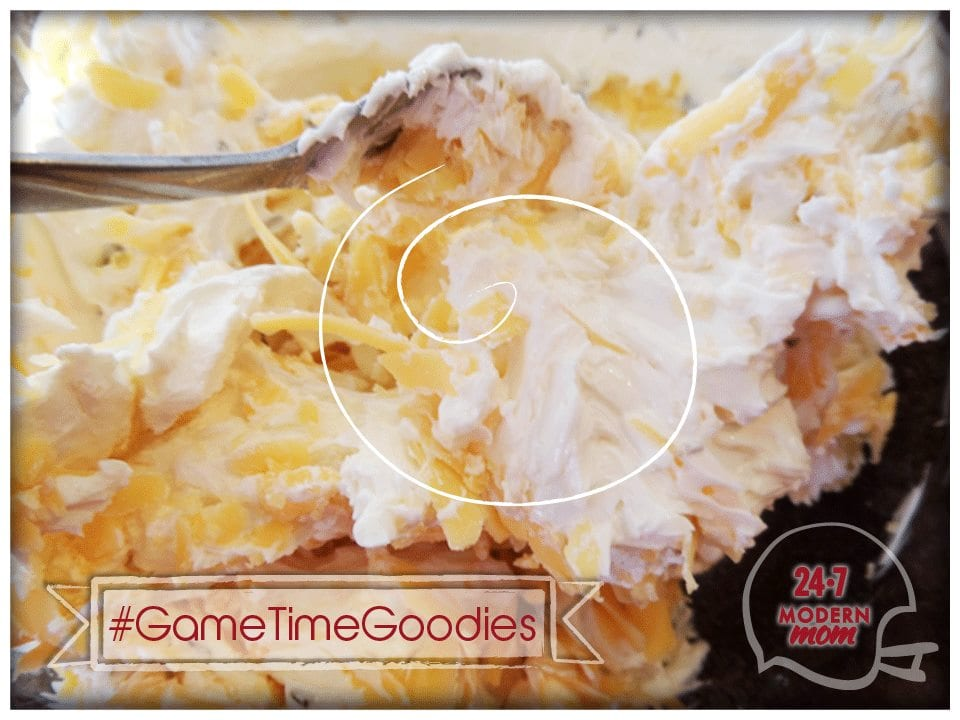 #GameTimeGoodies #Shop #Cbias Stir Cheese