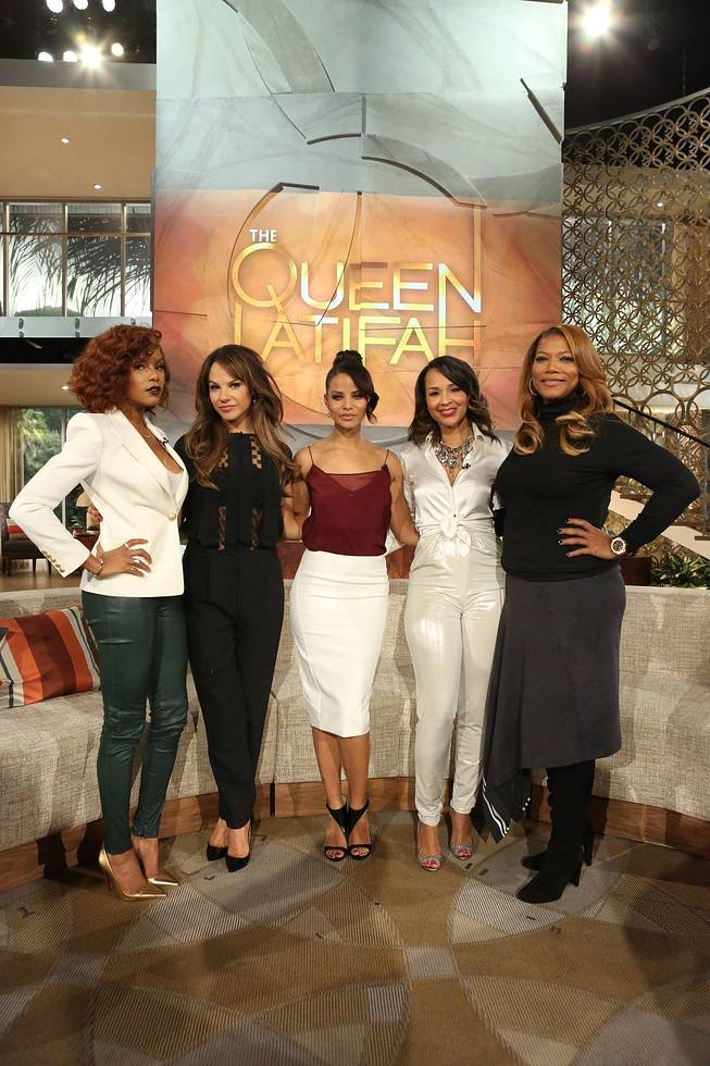 The Queen Latifah Show is Back Today With Guests Mary McDonnell & Icona Pop
