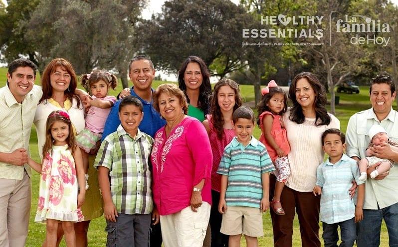 #LaFamiliaDeHoy Jimenez Family