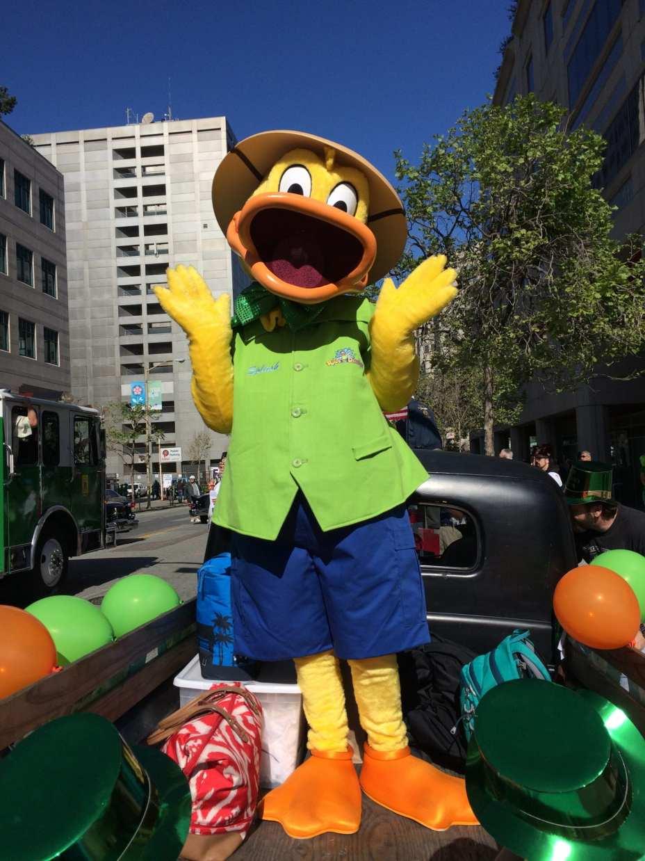 Ride-The-Ducks Quacker