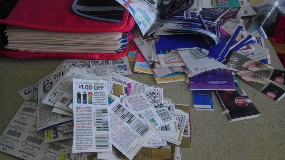 Not Paperless Coupons Binder Drama #shop #collectivebias