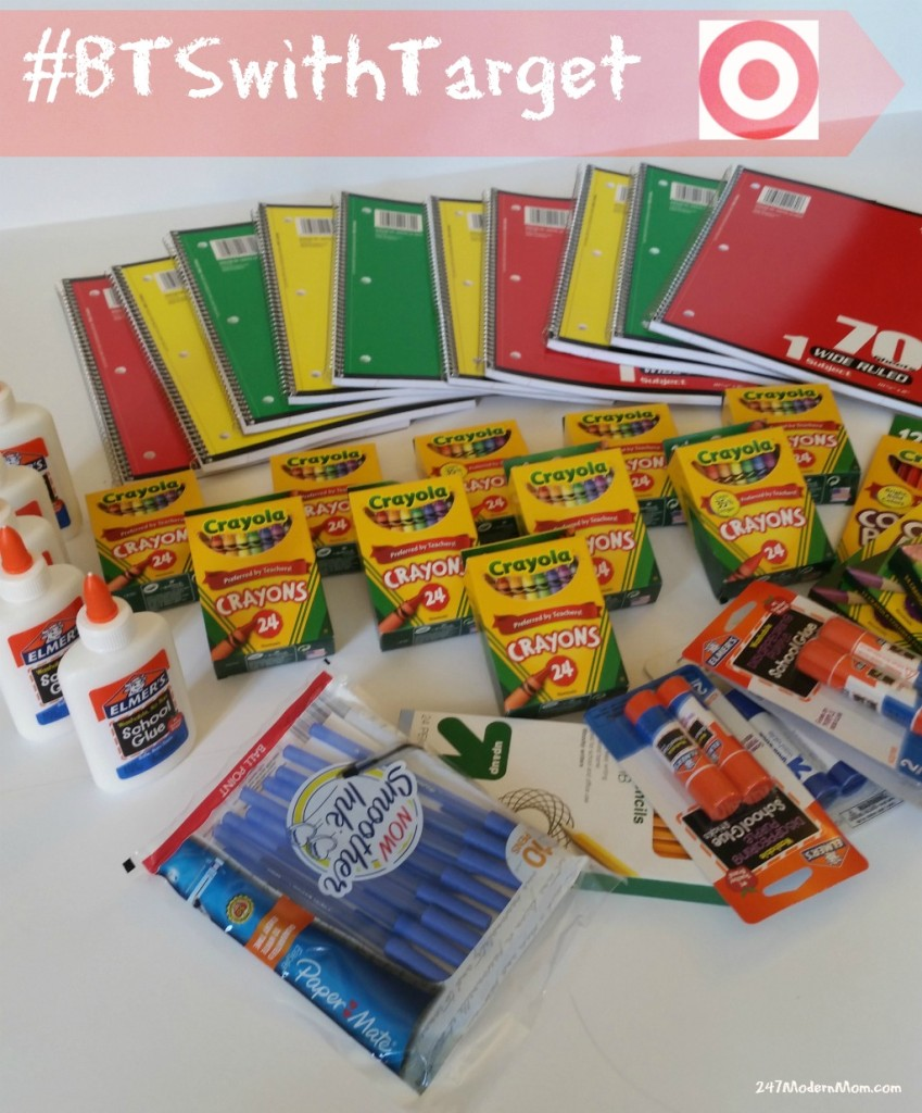 Back To School Target Donations #ad