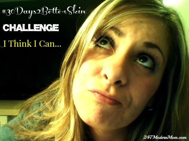 #30Days2BetterSkin Challenge #sponsored
