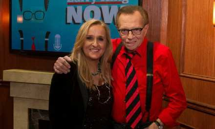 Celebrity Cancer Survivor Melissa Etheridge Wants Pot Legalized: Interview With Larry King