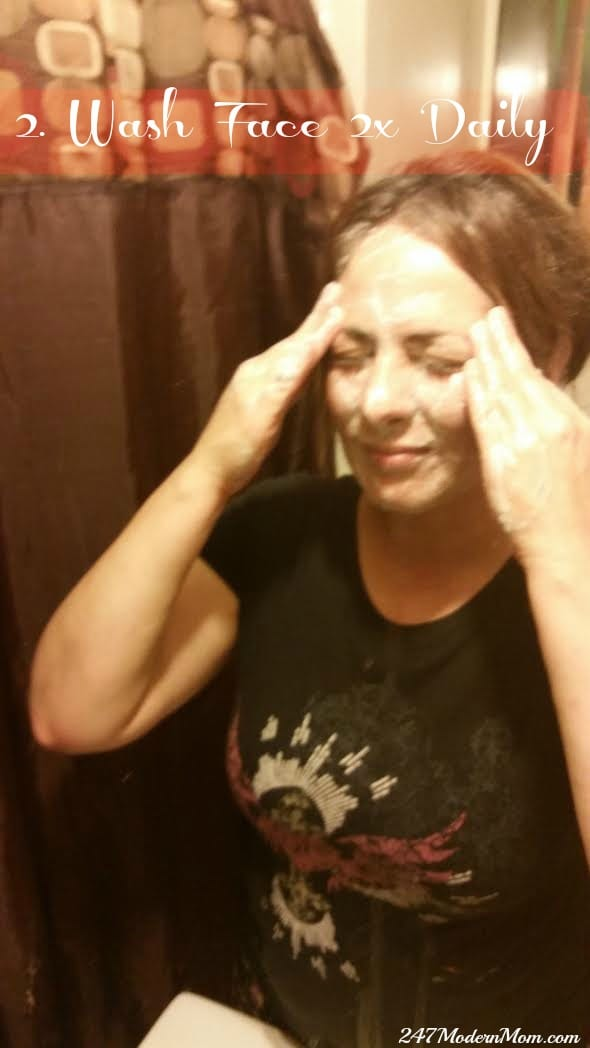 Wash Face